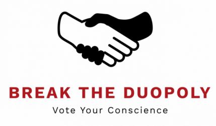 Break The Duopoly